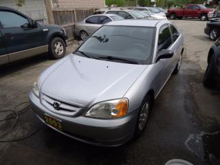 Used 2003 Honda Civic LX for sale in Sarnia, ON