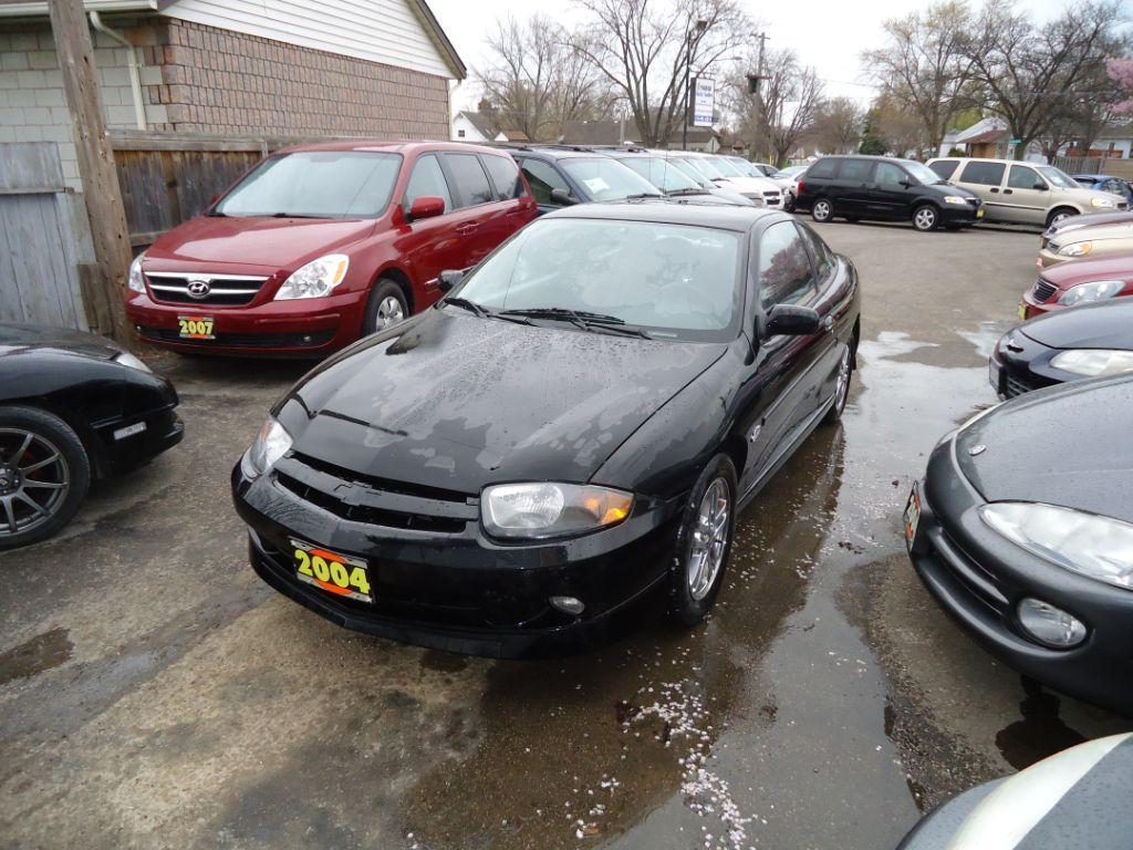 Used 2004 Chevrolet Cavalier Z24 for Sale in Sarnia, Ontario ...