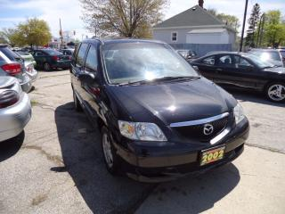Used 2002 Mazda MPV for sale in Sarnia, ON