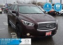 Used 2013 Infiniti JX35 One Owner for sale in Kelowna, BC
