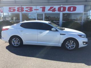 Used 2013 Kia Optima LX for sale in Port Dover, ON