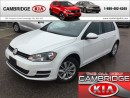 Used 2016 Volkswagen Golf ** DEAL PENDING ** for sale in Cambridge, ON