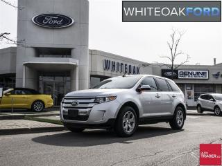 Used 2014 Ford Edge SEL, 3.5l v6, fwd, reverse sensors for sale in Mississauga, ON