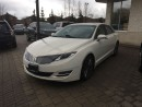 Used 2013 Lincoln MKZ v6, awd, moon roof, factory certified for sale in Mississauga, ON
