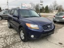 Used 2010 Hyundai Santa Fe Limited w/Navi for sale in Komoka, ON