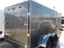 New 2018 US Cargo Utility Trailer UPGRADED Enclosed 7 X 14 + 30