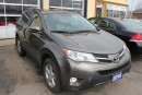 Used 2014 Toyota RAV4 XLE Sunroof AWD Bluetooth Backup Camera for sale in Brampton, ON