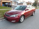 Used 2003 Toyota Camry SE for sale in North York, ON