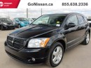 Used 2007 Dodge Caliber SXT. MOON ROOF. MANUAL! LOWEST KM IN WESTERN CANADA! for sale in Edmonton, AB