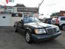 Used 1995 Mercedes-Benz E320 CONVERTIBLE ((CERTIFIED)) for sale in Hamilton, ON