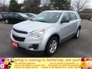 Used 2013 Chevrolet Equinox LS for sale in Stoney Creek, ON