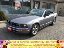Used 2007 Ford Mustang V6 POWER OPTIONS | DUAL AIRBAGS | HEATED SEATS for sale in Stoney Creek, ON
