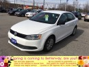 Used 2013 Volkswagen Jetta Comfortline...COMFORTABLE AND FULLY LOADED!!! for sale in Stoney Creek, ON