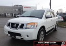 Used 2011 Nissan Armada Platinum Edition |Fully Loaded|DVD| for sale in Scarborough, ON