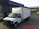 Used 2010 Ford E350 Cube Van for sale in Surrey, BC