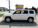 Used 2010 Jeep Patriot North Edition | Low Kilometers | 4 Wheel Drive for sale in North York, ON