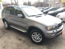 Used 2004 BMW X5 3.0i/AWD/LEATHER/ROOF/LOADED/ALLOYS/SHARP for sale in Scarborough, ON