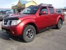 Used 2014 Nissan Frontier Pro-4X CrewCab 4.0 L for sale in Brantford, ON