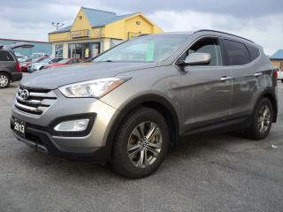 Used 2013 Hyundai Santa Fe Sport 2.4L Heated Seats Bluetooth for sale in Brantford, ON