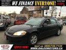 Used 2006 Chevrolet Impala LT NO CREDIT CHECK IN HOUSE LEASES for sale in Hamilton, ON
