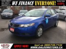 Used 2012 Kia Forte 2.0L LX PLUS 89 KM 2.0 L for sale in Hamilton, ON