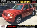 Used 2010 Jeep Patriot Sport/North 1 OWNER LEASES AVAILABLE for sale in Hamilton, ON