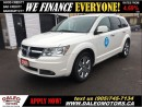 Used 2009 Dodge Journey R/T V6 MOONROOF LEATHER for sale in Hamilton, ON