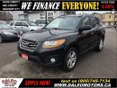 Used 2010 Hyundai Santa Fe GL 3.5 Sport AWD LEATHER SUNROOF for sale in Hamilton, ON
