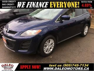 Used 2011 Mazda CX-7 GS AWD Leather Sunroof for sale in Hamilton, ON
