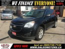 Used 2011 Chevrolet Equinox LS AWD ECONOMICAL 2.4L for sale in Hamilton, ON