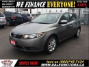 Used 2012 Kia Forte5 2.0L EX 1 OWNER 87 KM SUNROOF for sale in Hamilton, ON