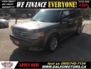 Used 2009 Ford Flex SEL AWD 6 SEATER 154KM SUNROOF for sale in Hamilton, ON