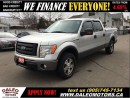 Used 2010 Ford F-150 FX4 SUPERCREW LONGBOX 4x4 for sale in Hamilton, ON