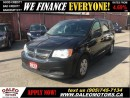 Used 2013 Dodge Grand Caravan SE 3.6L V6 STOWnGO SEATING for sale in Hamilton, ON