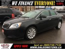 Used 2013 Buick Verano 82 KM 2.4 L LEATHER PKG for sale in Hamilton, ON