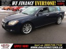 Used 2009 Chevrolet Malibu LTZ SUNROOF HEATED LEATHER SEATS 131KM for sale in Hamilton, ON