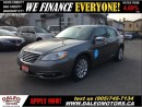 Used 2012 Chrysler 200 Limited  87KM NAV LEATHER SUNROOF for sale in Hamilton, ON