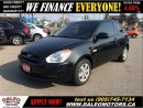 Used 2009 Hyundai Accent L  107KM 1.6L for sale in Hamilton, ON