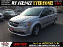 Used 2011 Dodge Grand Caravan SE 114 KM 1 OWNER REAR STOWnGO for sale in Hamilton, ON