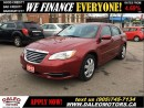 Used 2012 Chrysler 200 LX 1 OWNER 62 KM 2.4L 4 CYL for sale in Hamilton, ON