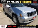 Used 2010 Jeep Grand Cherokee LIMITED 4X4 LEATHER DVD SUNROOF for sale in Hamilton, ON