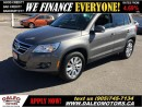 Used 2009 Volkswagen Tiguan 2.0T Comfortline AWD 1 OWNER NAV for sale in Hamilton, ON
