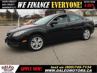 Used 2010 Mazda MAZDA6 GS-I4 1 OWNER 83 KM SUNROOF for sale in Hamilton, ON