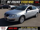 Used 2009 Volkswagen Passat 2.0T Comfortline 1 OWNER 112KM LEATHER for sale in Hamilton, ON