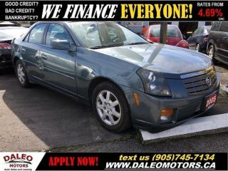 Used 2005 Cadillac CTS 2.8L for sale in Hamilton, ON