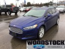 Used 2014 Ford Fusion SE for sale in Woodstock, ON