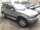 Used 2004 BMW X5 3.0i/AWD/LEATHER/ROOF/LOADED/ALLOYS/SHARP for sale in Pickering, ON