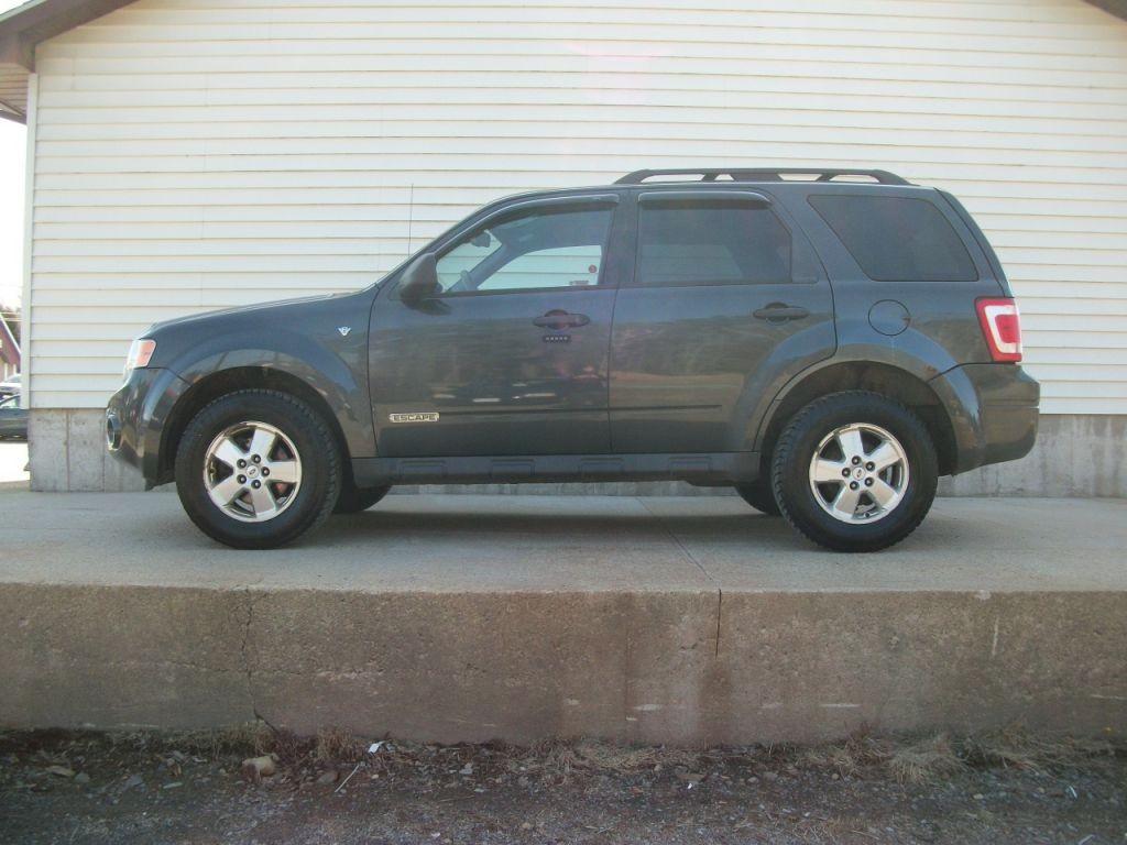 Used 2008 Ford Escape Xlt 4x4 Auto For Sale In Bridgewater Nova Scotia