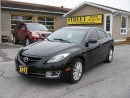Used 2011 Mazda MAZDA6 GS-L 6Speed for sale in Smiths Falls, ON