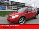 Used 2009 Suzuki SX4 Hatchback AS TRADED *UNCERTIFIED* for sale in St Catharines, ON